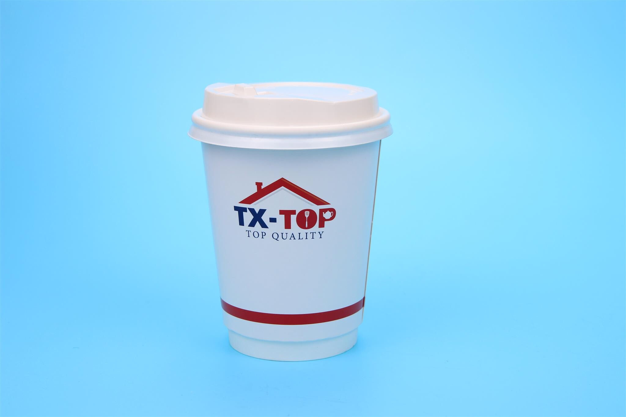 8oz Disposable Coffee Cups